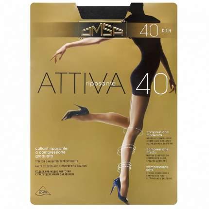 Колготки Omsa ATTIVA 40 /  Fumo  (Серый) / 4 (L)