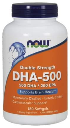 Omega 3 NOW DHA 180 капс.