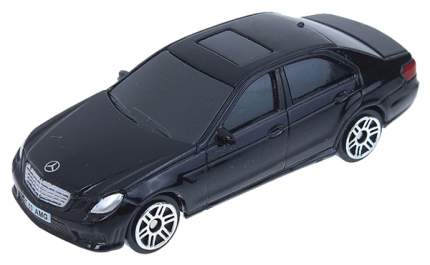 Машина металлическая RMZ City 1:64 Mercedes Benz E63 AMG черный 344999S-BLK