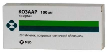 Козаар таблетки 100 мг 28 шт.