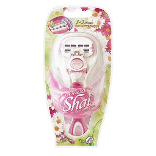 Бритвенный станок DORCO SHAI Sweetie станок + 1 кассета
