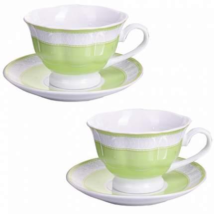 Чайная пара LORAINE классика 28644