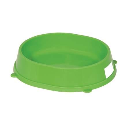 Одинарная миска для кошек и собак Gamma, пластик, 0,2 л, в ассортименте