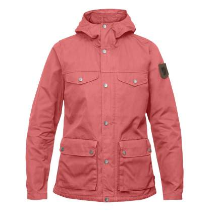 Куртка FjallRaven Greenland, peach pink, S INT