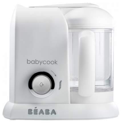 Пароварка-блендер Beaba Babycook Solo White/Silver