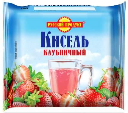Кисель Русский продукт клубничный брикет 220 г