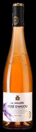 """Вино Rose d'Anjou """"La Jaglerie"""", Marcel Martin, 2017 г."""