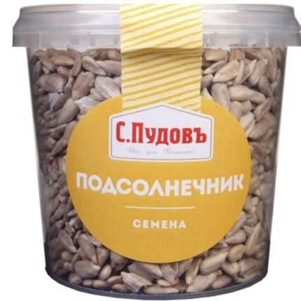 Семена подсолнечника очищенные целые С.Пудовъ 170 г