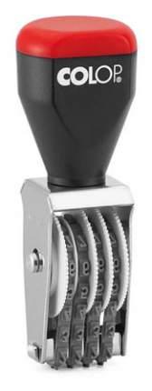 Нумератор ленточный Colop Classic Line 05004. 4 разряда. Высота шрифта: 5 мм