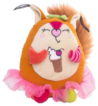 Мягкая игрушка животное Gulliver Белочка с капкейком 51-T78048A1