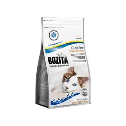 Сухой корм для кошек BOZITA Function Grain Free, курица, 0,59кг