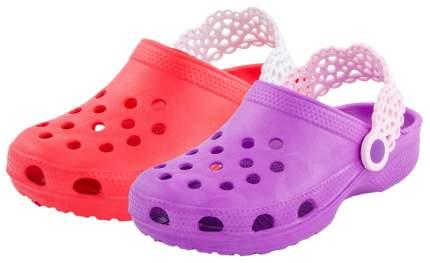 Пляжная обувь Котофей 525008-01 для девочек р.34