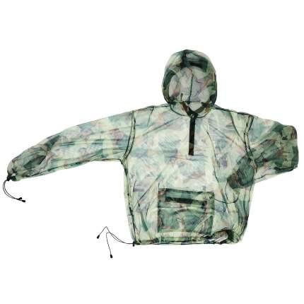 Куртка для рыбалки Norfin Anti-Mosquito Jacket, милитари, L INT, 176-182 см