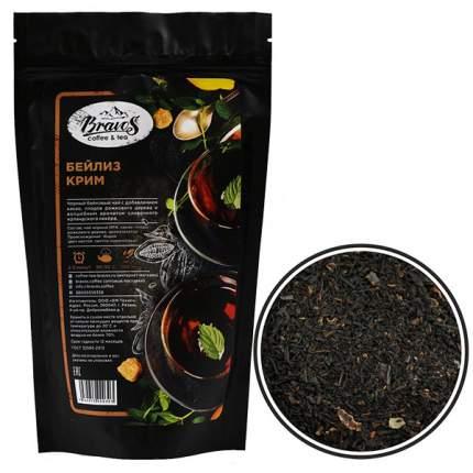 Чай черный Bravos бейлиз крим 125 г