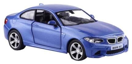 UNI-FORTUNE Машина инерционная BMW M2 COUPE, синяя 554034-BLU