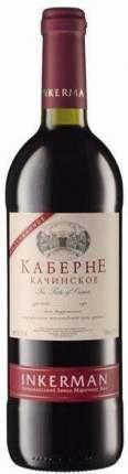 Вино Инкерман Каберне Качинское