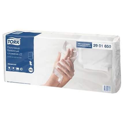 Полотенца бумажные Тork адванс 200 шт
