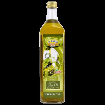 Оливковое масло Al-Rabih extra virgin 1 л