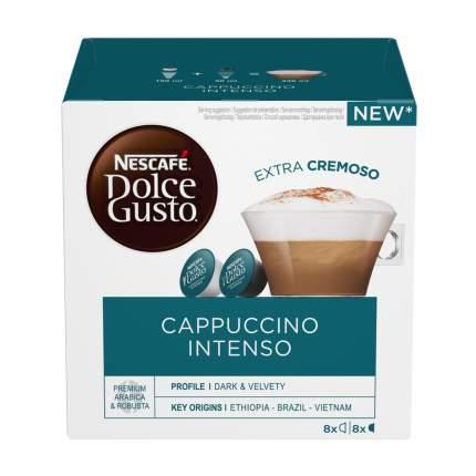 Кофе в капсулах Nescafe Dolce Gusto capp intenso 16 капсул