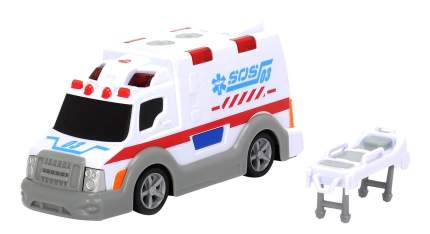 Машина скорой помощи Dickie со светом и звуком, 15 см