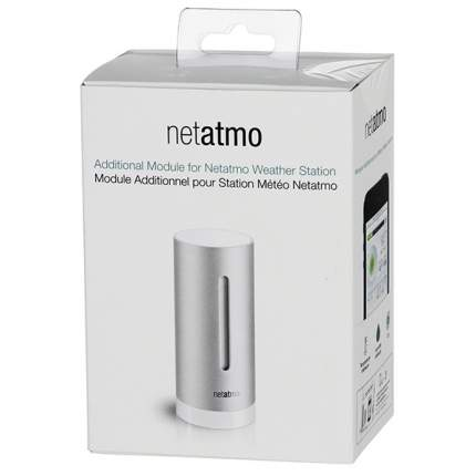 Умная метеостанция Netatmo Additional Module (NIM01-WW)