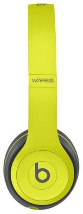 Беспроводные наушники Beats Solo Wireless Yellow (MKQ12ZE/A)