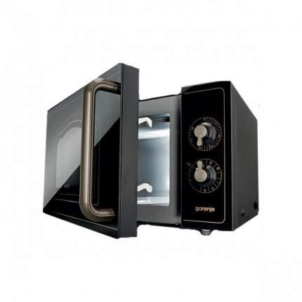 Микроволновая печь с грилем Gorenje MO4250CLB black