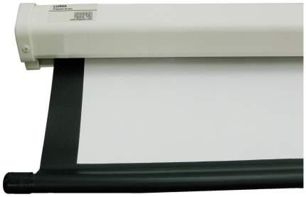 Экран для видеопроектора Draper Luma 207100B Белый