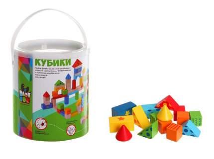 Набор строительных кубиков Bondibon ВВ1087