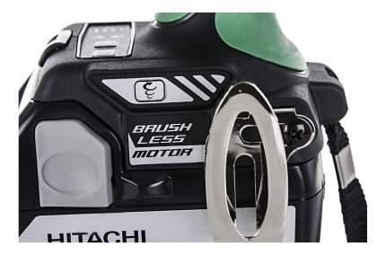 Аккумуляторная дрель-шуруповерт Hitachi DV18DBLTL