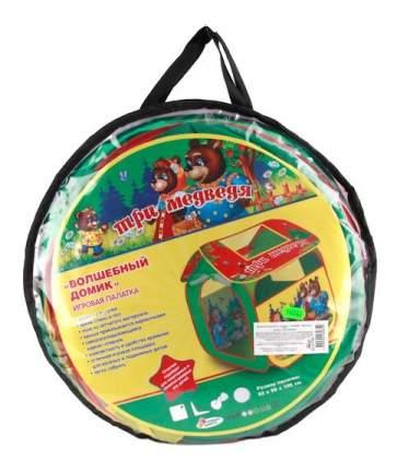"""Детская игровая палатка """"играем вместе"""" gfa-3bear-r"""