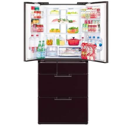 Холодильник Sharp SJ-GF60AR Black/Red
