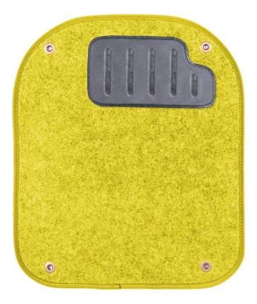 Комплект ковриков в салон автомобиля Autoprofi для (PET-500i YE)