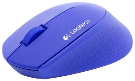 Мышь беспроводная Logitech M280 синяя