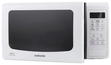 Микроволновая печь с грилем и конвекцией Samsung MG23H3115FR red