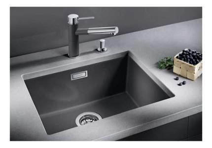 Мойка для кухни гранитная Blanco SUBLINE 500-U 513414 алюметаллик