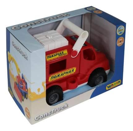 Пожарная машина Полесье Констрак
