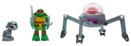 Конструктор пластиковый Mattel inc Mega Bloks Схватка в логове черепашек
