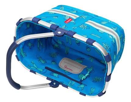 """Корзина для хранения игрушек Reisenthel """"Carrybag XS Cactus Blue"""""""