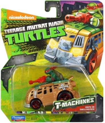 Машинка TMNT Черепашки-ниндзя: Рафаэль (97211)