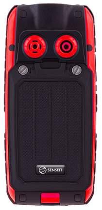 Мобильный телефон SENSEIT P101 красный