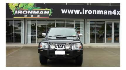 Силовой бампер IRONMAN для Nissan BBC013