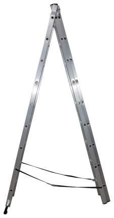 Лестница трехсекционная DOGRULAR 411309, 3x9