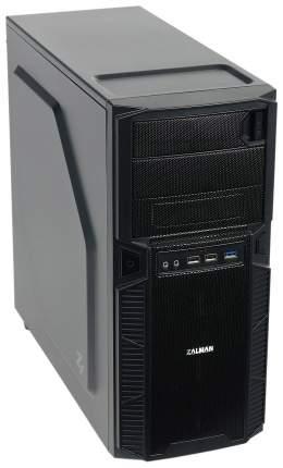 Компьютерный корпус Zalman Z1 без БП black