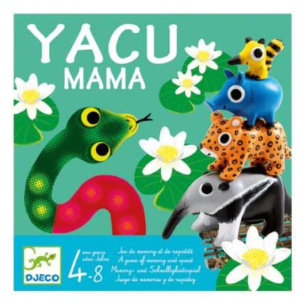 Семейная настольная игра Djeco Якумама