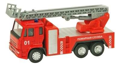 Машинка инерционная Play Smart Пожарная служба
