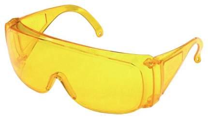Очки защит Мастер желтые 56606