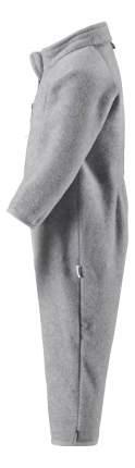 Комбинезон детский Reima Fleece overall Ester 74-98 серыйрозовый флисовый р.74
