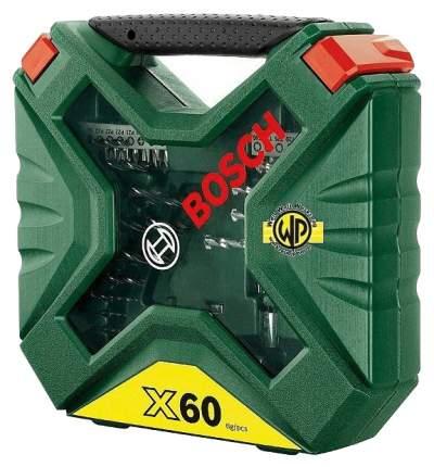 Набор инструмента Bosch X-LiINE-60 2607010611