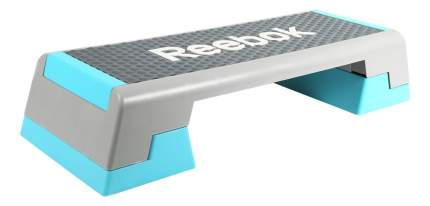 Степ-платформа Reebok Step RAP-11150BL серая
